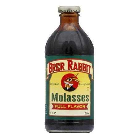 BRER RABBIT  Molasses, Dark 12/12 oz