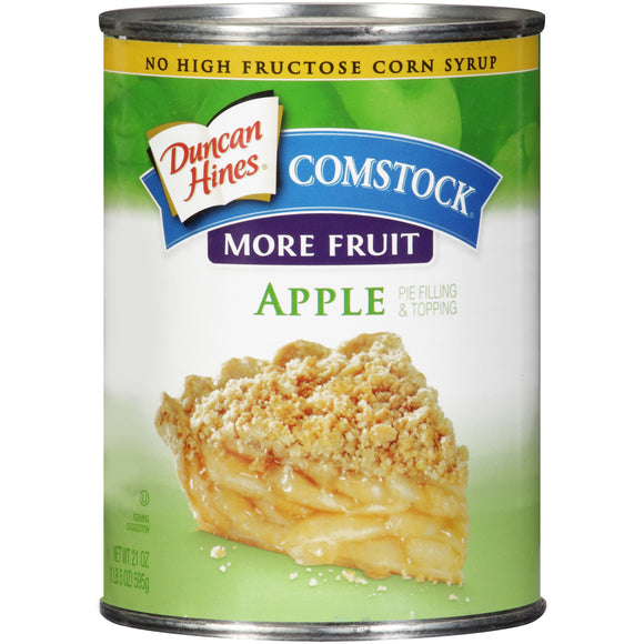 COMSTOCK Apple Pie Filling 12/21 oz