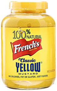 FRENCH'S Mustard 24/9 oz