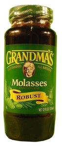 Grandma's Molasses Robust (Dark) 12/12 oz