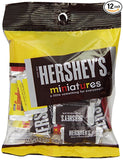 HERSHEY'S Assorted Minatures 12/5.3 oz