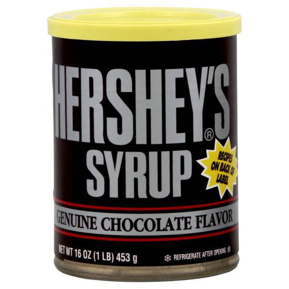 HERSHEY'S Chocolate Syrup 24/1 lb