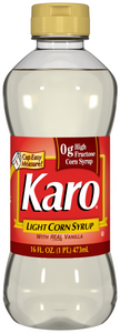 KARO Light Corn Syrup (Red) 12/16 oz