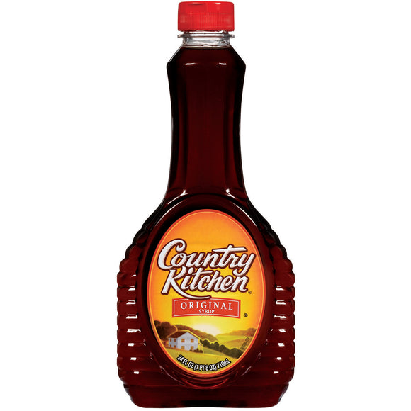 LOG CABIN Syrup, Country Kitchen 12/24 oz