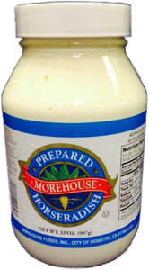 MOREHOUSE Horseradish 12/32 oz