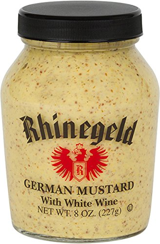 MOREHOUSE Rhinegeld German Mustard 12/8 oz