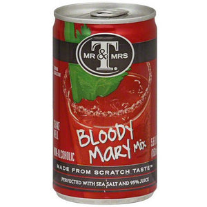 MR. & MRS. T Bloody Mary Mix 24/5.5 oz