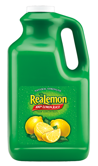 REALEMON Juice  1/5 gal