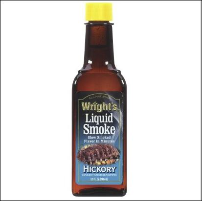 WRIGHT'S Hickory Liquid Smoke Seasoning 24/3.5 oz