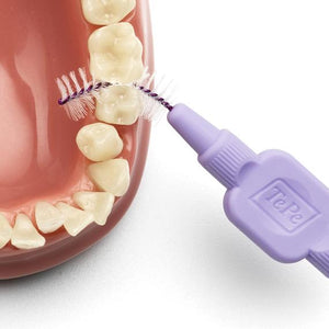 Cepillo Interdental TePe Soft Lila Cepillado
