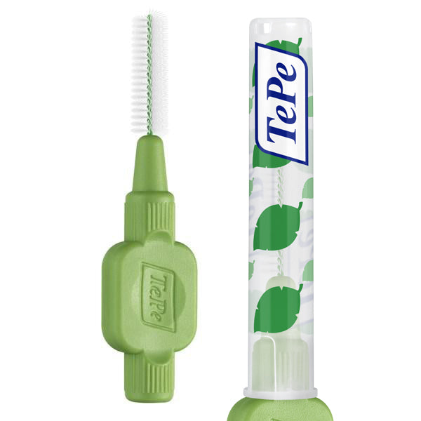 Cepillo Interdental TePe Verde Periodoncia Experto Dental