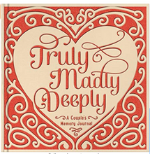 Truly, Madly, Deeply Guided Journal