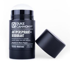 Trench Warfare Antiperspirant + Deodrant | City Mercantile