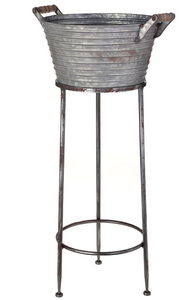 Bucket On Stand | City Mercantile