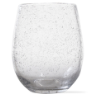 Bubble Glass Stemless Wine | City Mercantile