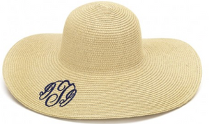 Natural Floppy Hat | City Mercantile