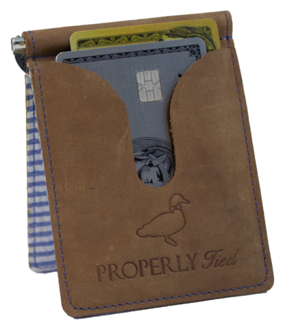 Money Clip Wallet | City Mercantile