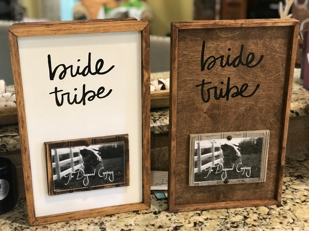 Bride Tribe Frame | City Mercantile