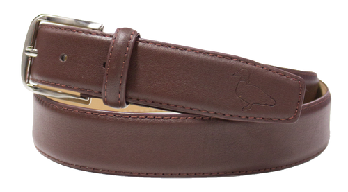 Lil Ducklings Classic Leather Belt | City Mercantile
