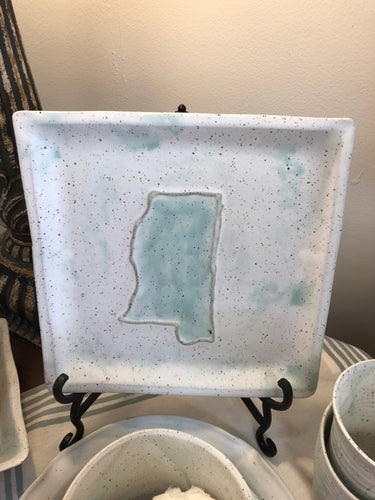 Square MS Plate | City Mercantile