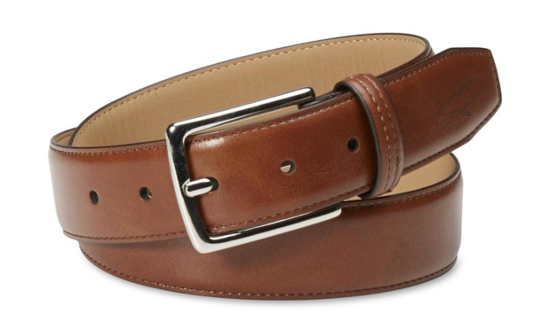 Classic Leather Belt | City Mercantile