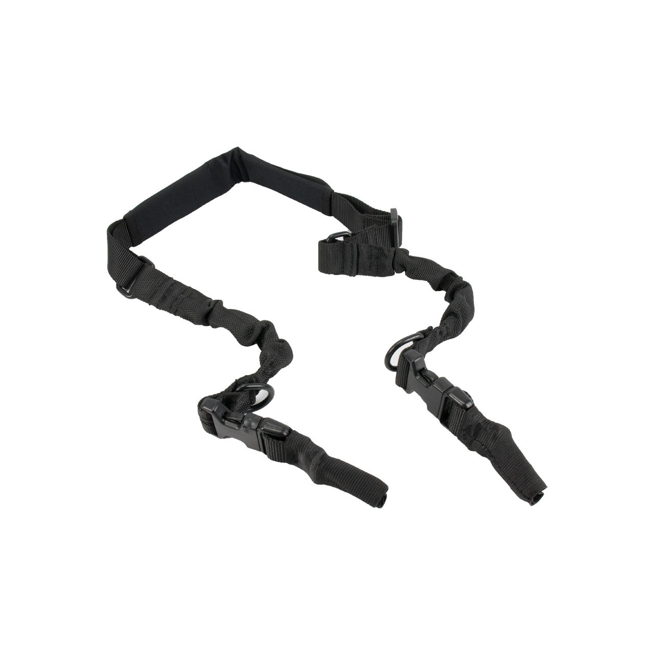 2-to-1 Point QD Tactical Rifle Sling - Black