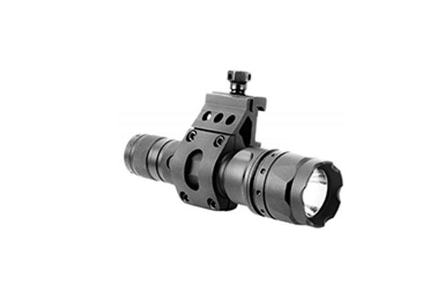 45 Degree Flashlight/Laser Mount 1""