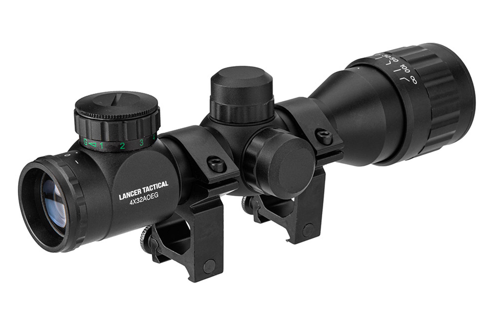 Lancer Tactical 4X32 Scope