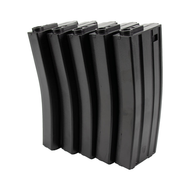 Elite Force 140rd Midcap Magazine for M4 / M16 Airsoft AEG PACK