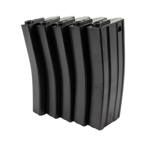 Angel Custom Magazine Adapter for Firestorm / Thunderstorm Airsoft AEG Drum Magazines - M4