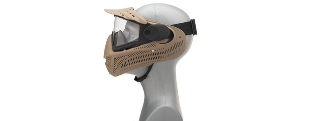 G-Force F2 Single Layer Full Face Mask