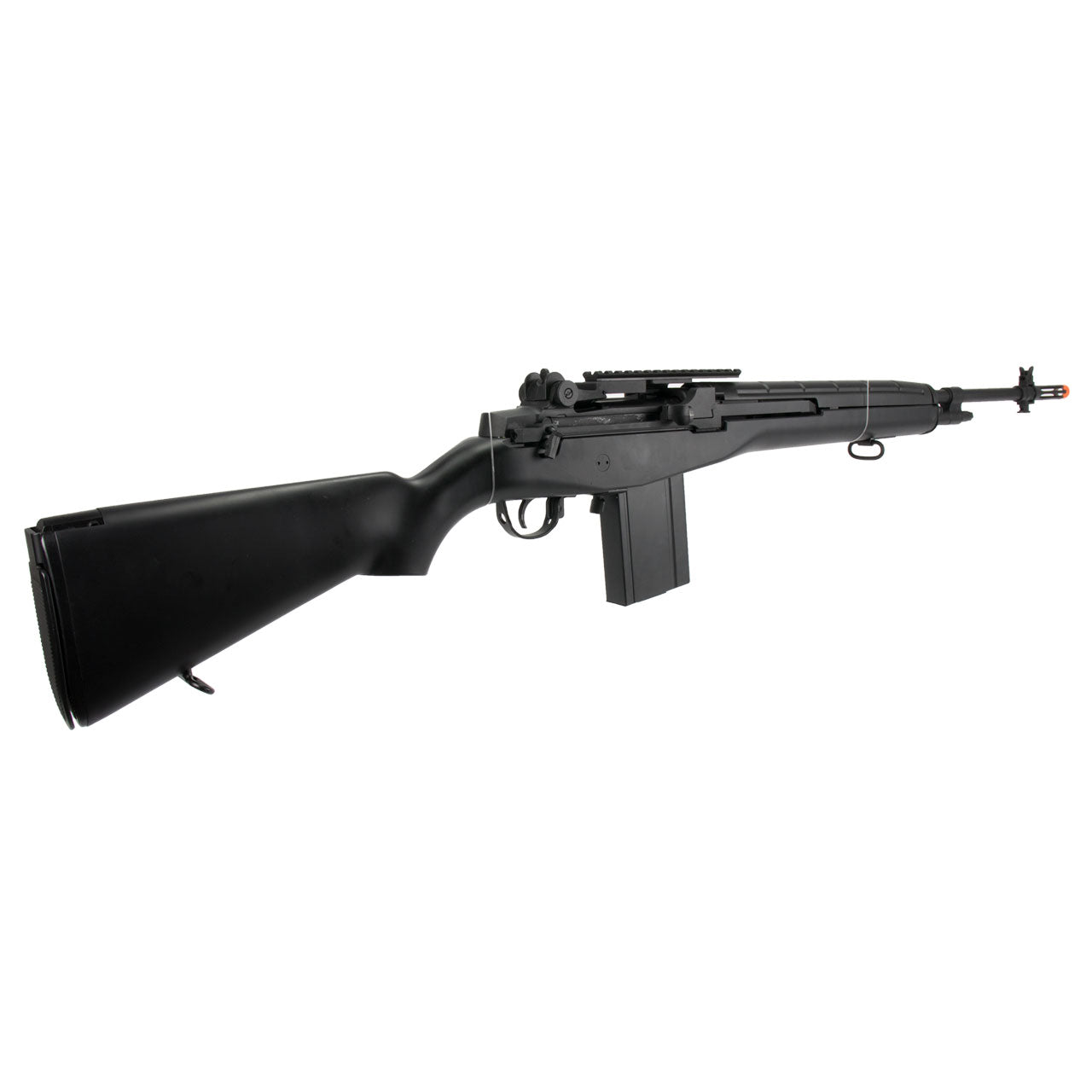 AGM MP008 M14 Full Size Airsoft AEG Sniper Rifle w/ Battery & Charger