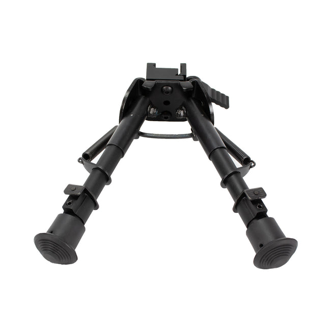 AIM Real Steel Retractable Harris Type Bi-pod RIS & Stud Sniper Mount
