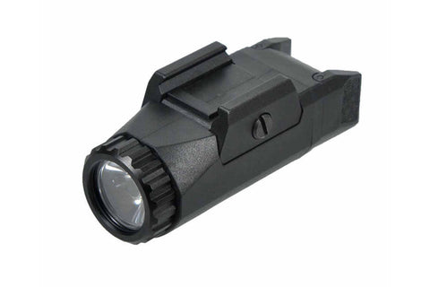 Mini Tactical Scout Light 300 Lumens LED Rifle Mount
