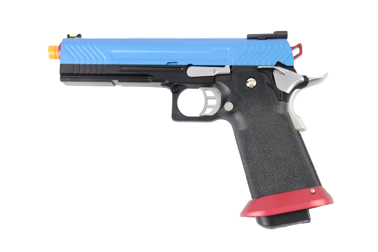 AW Custom Hi-Capa Competition Grade Gas Blowback Airsoft Pistol