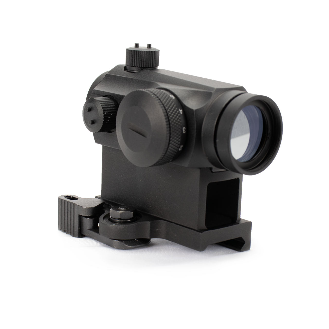 Element T1 Micro Reflex Red & Green Dot Sight with QD Riser