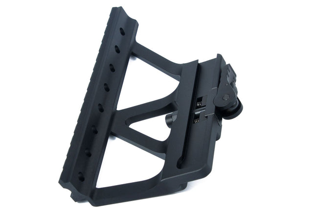 CNC AK47/74 Side Rail Scope Mount