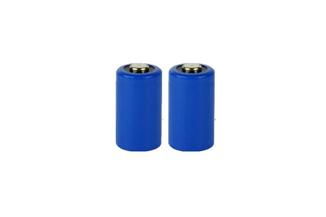 CR123A Lithium Battery (2 pack)