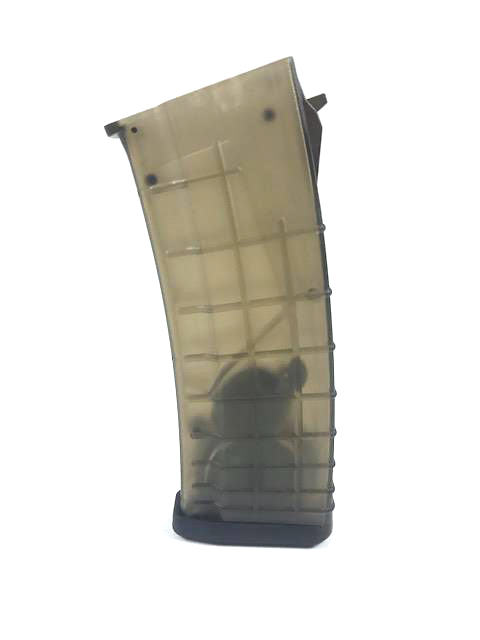 CYMA 450 rds Bulgaria Translucent Hicap Magazine For AK Series Airsoft AEG