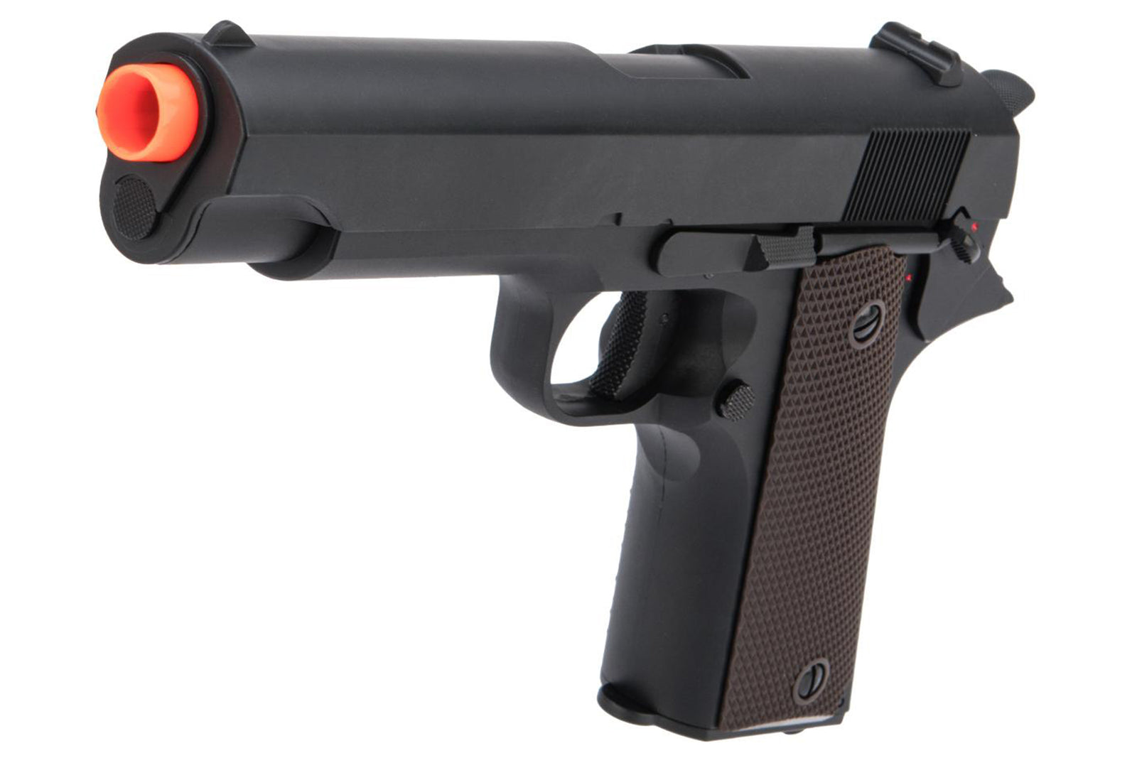 CYMA Advanced Full Auto Select Fire 1911 Airsoft AEP w/ Metal Gearbox & Mosfet