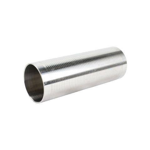 Ace 1 Arms Stainless 3/4 Port CNC Stainless Ribbed Airsoft AEG Cylinder