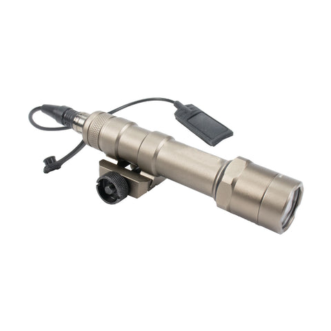 Element Mini Tactical Scout Light 300 Lumens LED Rifle Mount