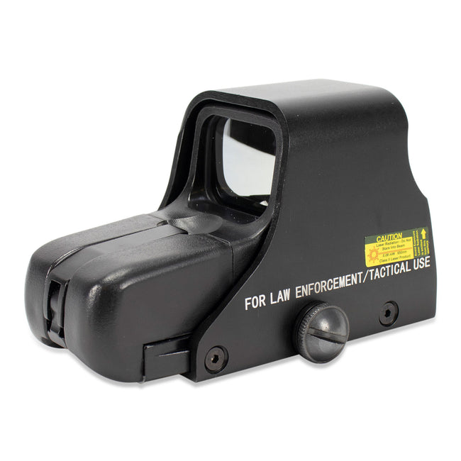 AimO Airsoft 551 Red/Green Holographic Dot Sight - Black
