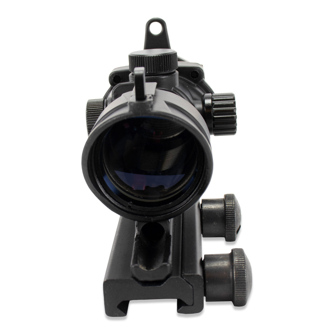 Element Illuminated Red & Green Dot Non-Magnified 4x32 Scope with Iron Sights for Airsoft