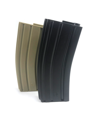 AW Custom Drum Magazine for Gas Blowback Airsoft Pistols & Rifles (Type: Hi-Capa)