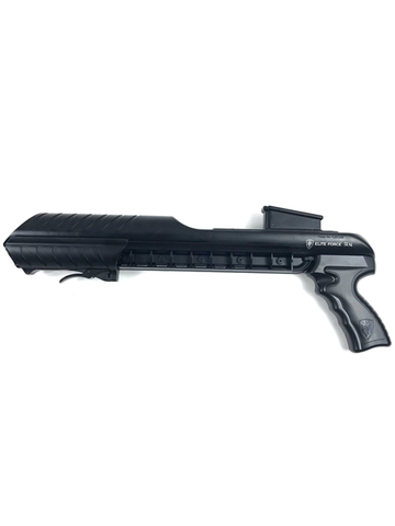 120 Round Pistol Mag Size Airsoft Universal BB Speed Loader - Black