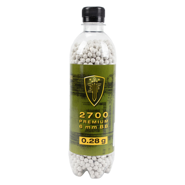 Elite Force Premium Airsoft BBs - (2700ct / 0.28g)