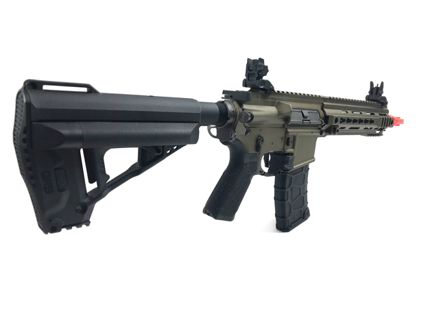 Elite Force/VFC Avalon Full Metal VR16 Calibur CQB M4 AEG Rifle with Keymod Handguard