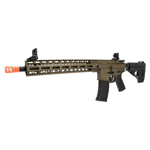 Lancer Tactical 12-G2 M4 RIS GEN 2 EVO AEG AIRSOFT RIFLE