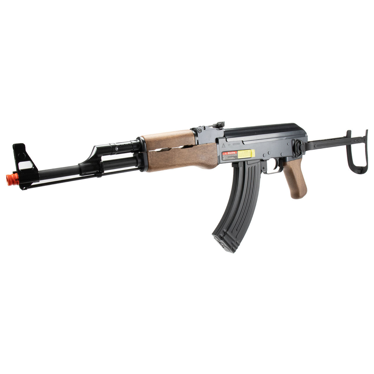GE/ JG 6801 AK7-S Folding Stock AEG w/Battery & Charger